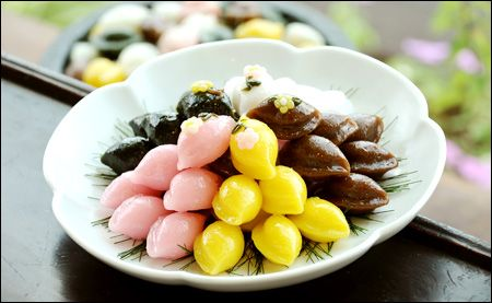KOREA ISTIMEWA: Kue atau Camilan khas Korea