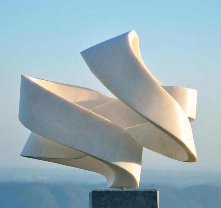 Connu Les 25 meilleures idées de la catégorie Sculpture abstraite sur  EJ73