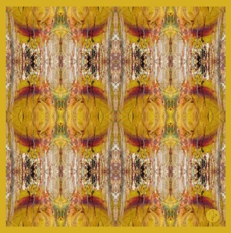 ocre-ochre-provence-france-square-silk-scarf-by-jean-michel-gires