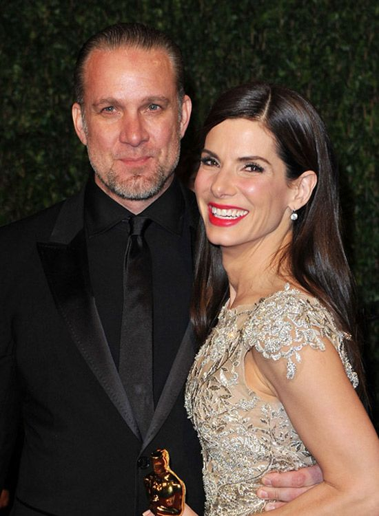 Jesse James & Sandra Bullock were married 2005-2010