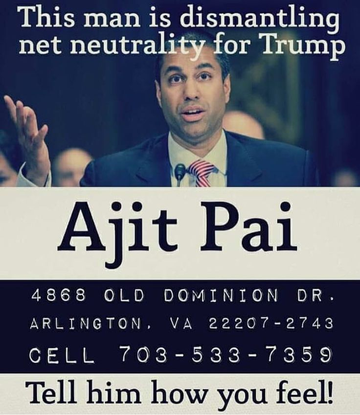 Blow these phones up! Taking away Net neutrality is a horror for every person using the internet! They are taking freedom. Do not let this happen! It is not a partisan issue! If they pass this, we are all royally effed!!!'n