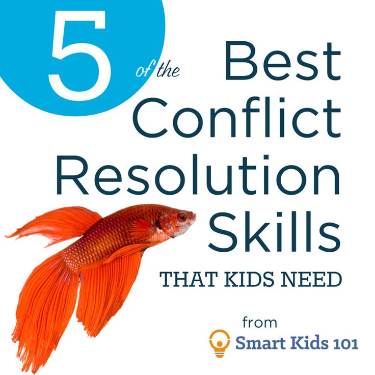 We're sharing 5 tools for helping kids with their conflict resolution skills so they grow up to be well-adjusted, capable adults!