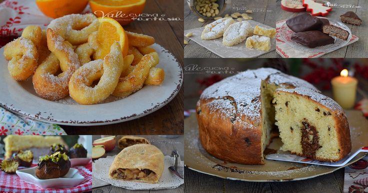 Dolci di Natale raccolta di ricette