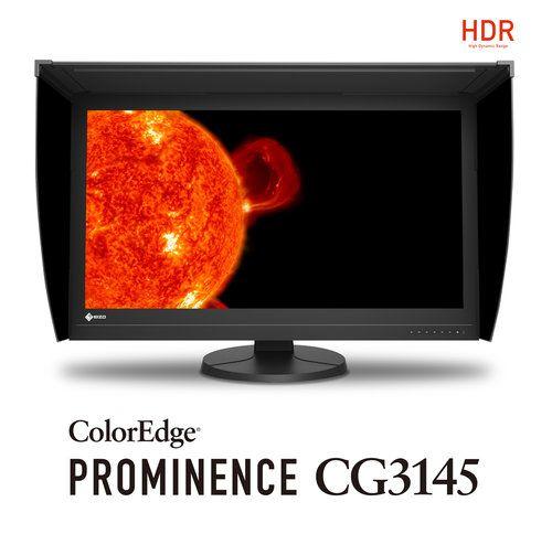 Eizo ColorEdge CG3145 : contraste record pour un écran LCD 4K HDR (TomsHardware)
