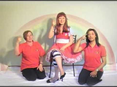 I can sing a Rainbow in auslan- Video