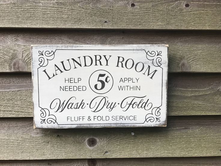 Laundry room sign, primitive laundry sign, farmhouse kitchen sign, farmhouse decor, rustic home decor, laundry decor , wood sign decor by mockingbirdprimitive on Etsy