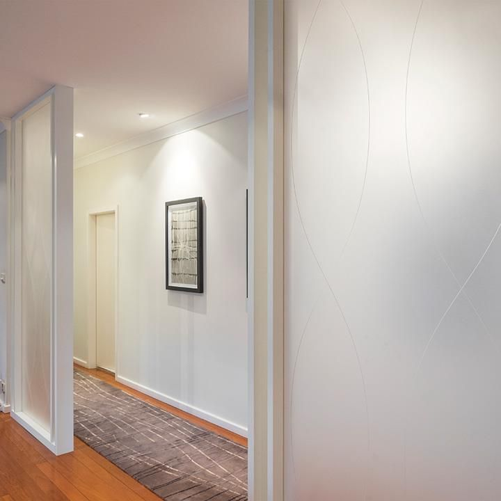 Ice Etch Lane Cove Residential - Baresque