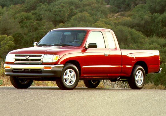 1998 Toyota Tacoma Review - http://whatmycarworth.com/1998-toyota-tacoma-review/