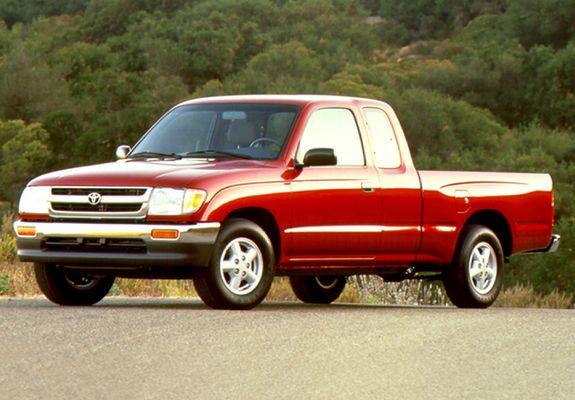1998 Toyota Tacoma Review - http://whatmycarworth.com/1998-toyota-tacoma-review/