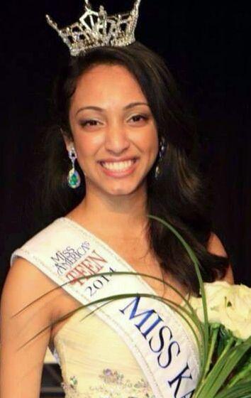 Miss Kansas Outstanding Teen 84