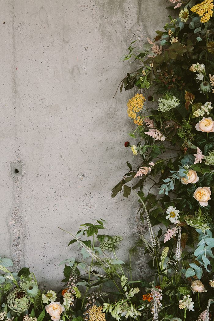 swallows & damsons floral design | image via: design*sponge