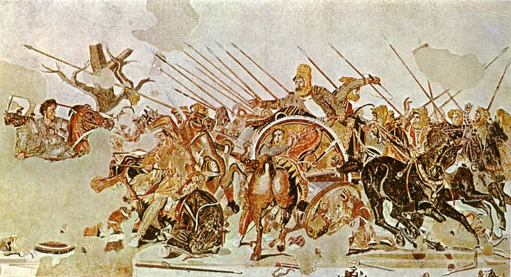 Battle of Issus - Alexander the Great - Wikiquote