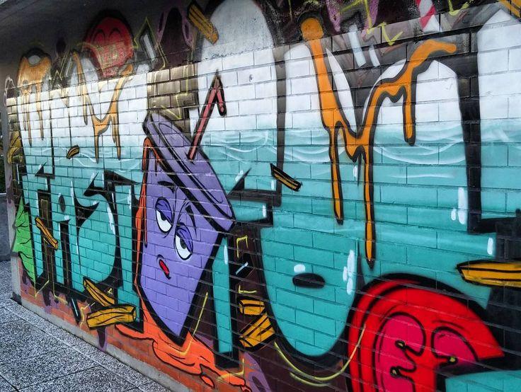 #graffito#murales#bellissimo#rimini#atre#strret#estate#amore# by fabiobardeggia