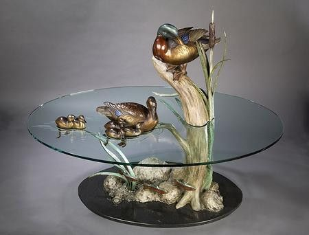 10 Images About Home Furniture Bronze Glass Sculpture Coffee Table On Pinterest Sculpture