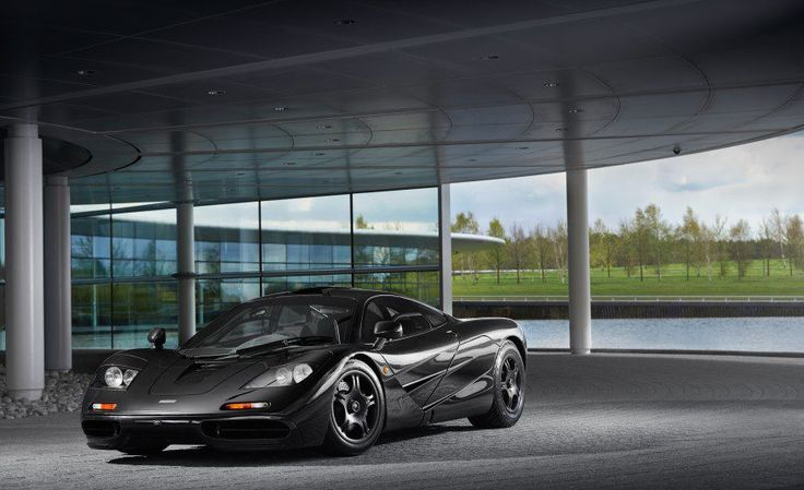 McLaren F1 for sale, reckon on $14 million