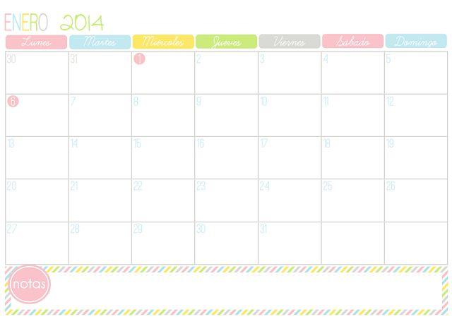 Agenda y planificador de blog 2014 - Personalización de Blogs | Tutoriales blogger, trucos blog...