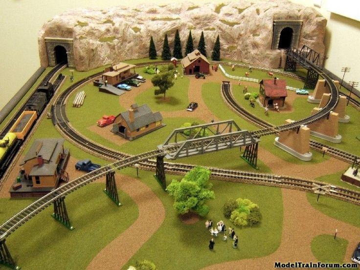 Woodland Scenics vinyl grass mat - Model Train Forum - the complete model train resource