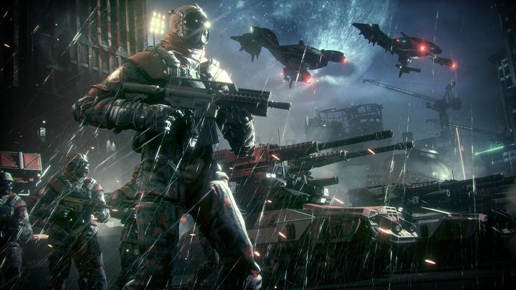 Batman Arkham Knight Ace Chemicals Infiltration Pt.2 | MOUSE n JOYPAD