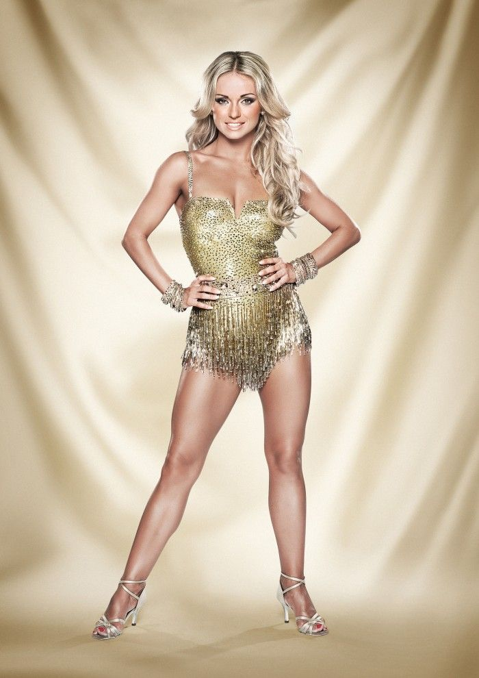 Strictly Come Dancing  Ola Jordan – (C) BBC – Photographer: Ray Burmiston