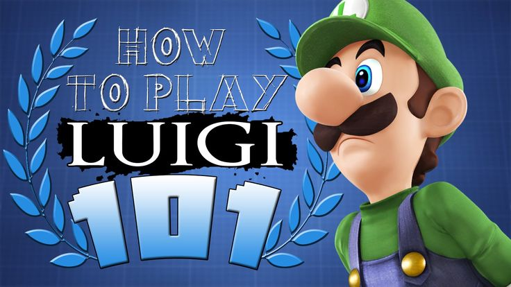 How to play Luigi 101 in Super Smash Brothers for Wii U [NSFW]