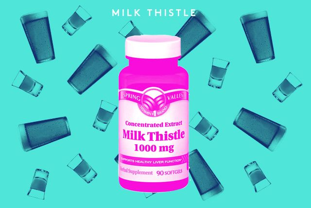 "Hangover Cures: Tried & Tested! #refinery29  http://www.refinery29.com/52054#slide12  The Cure: Milk Thistle The Victim: Gina Marinelli, assistant editor  ""There was no better time to test drive a hangover cure than on my birthday weekend. I had known about milk thistle — a supplement that's supposedly beneficial for liver health — from my best friend who swears by it to avoid those miserable mornings. So, once my celebration was over, and I was sufficiently loopy (which, for me, doesn't ..."