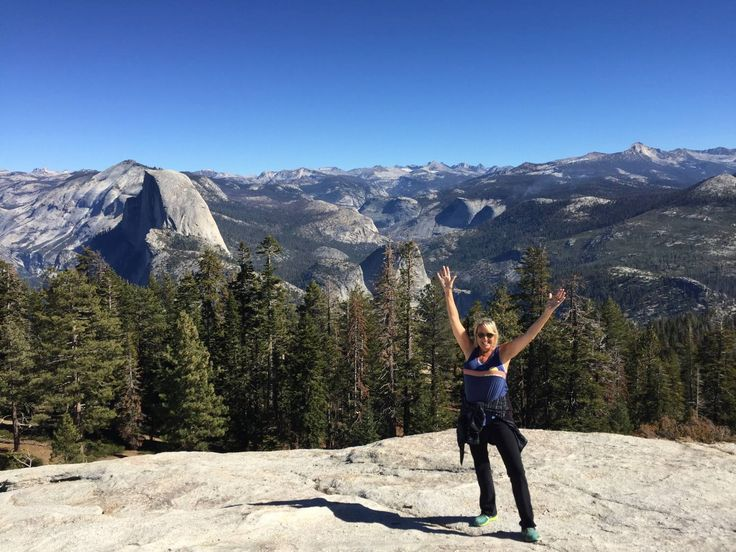 Taft Point and Sentinel Dome Trail – ENO – Eagles Nest Outfitters