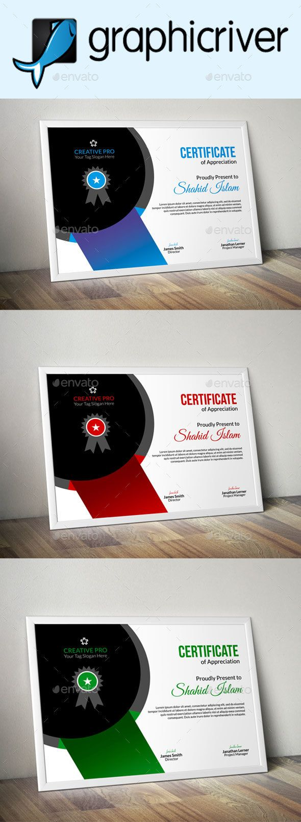 Certificate By: Shahid Email: Shahid.kahn300995@gmail.com Thanks for Parched  Easy to Edit CMYK Color 300 DPI High Resolution A4 Size (+ bleed setting) Print Ready Format Free Fonts FILES INCLUDES:  Ai & EPS files (Horizontal & Vertical Version)  Print ready  Text editable  4 Different colour