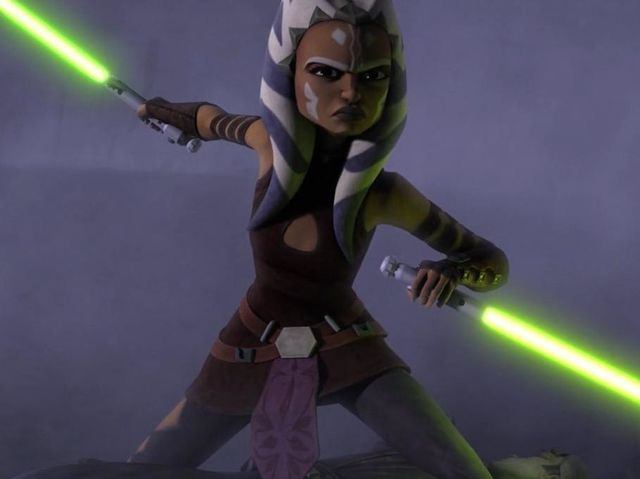 I got: Ahsoka Tano! Which Lady From The Star Wars Universe Are You?