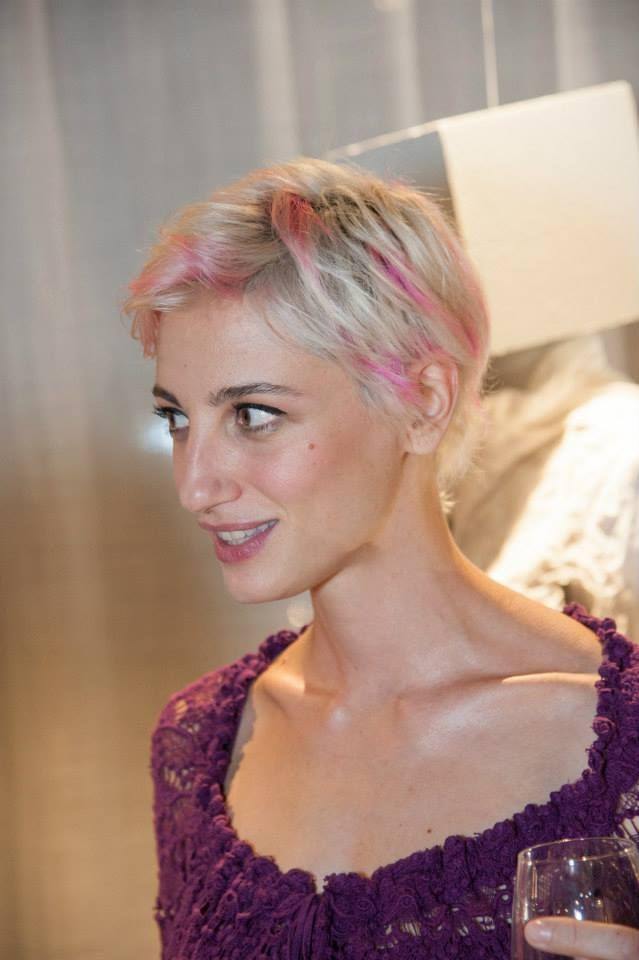 Bosideng Fashion Experience - Francesca Inaudi