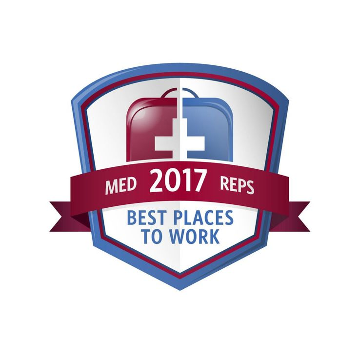 2017 Best Places to Work in Medical Sales. The top medical sales companies to work for #medical #sales #2017