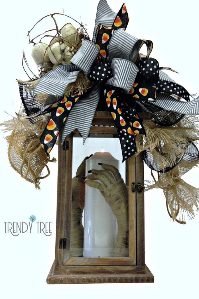 10 Ideas To Fill Your Lantern Holiday Decorations Fall Halloween Lanterns Trendy Tree