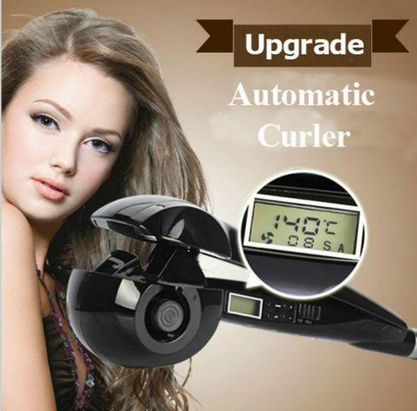 Профессиональный стайлер Pro LCD Hair Curler Babyliss