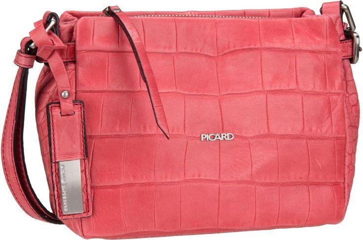Taschenkaufhaus Picard Leyla 4339 Chili (innen: Braun) - Umhängetasche: Category: Taschen & Koffer > Umhängetaschen > Picard…%#Taschen%