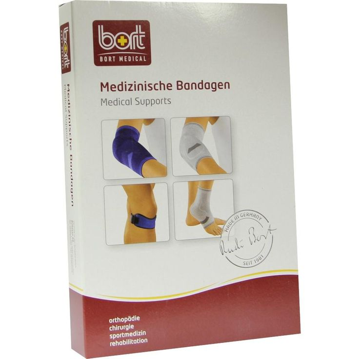 BORT Zweizug Kniestütze x-large:   Packungsinhalt: 1 St PZN: 02686668 Hersteller: Bort GmbH Preis: 10,03 EUR inkl. 19 % MwSt. zzgl.…