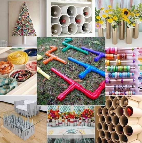 19 Ways To Repurpose PVC Pipe You've Never Thought Of