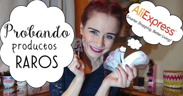 Productos raros de belleza para maquillar cejas y eyeliner, ¿funcionan?