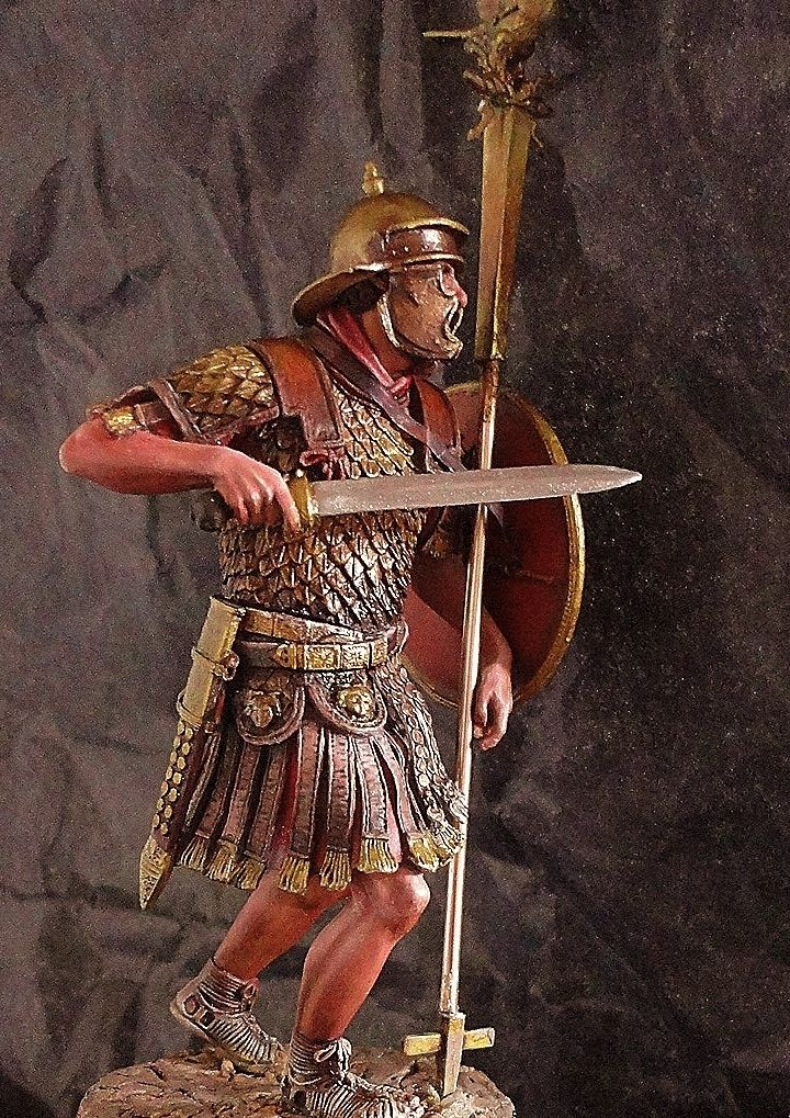 Aquilifero Romano