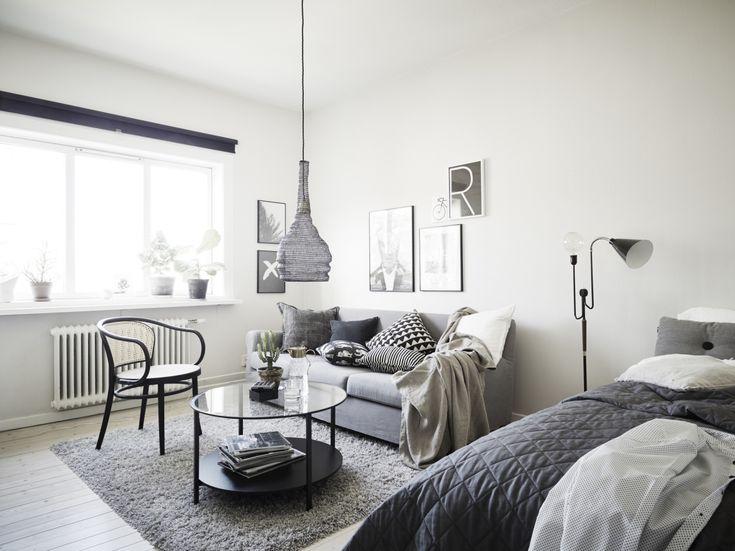Studio Apartment Interior Design Inspiration Decorating Design
