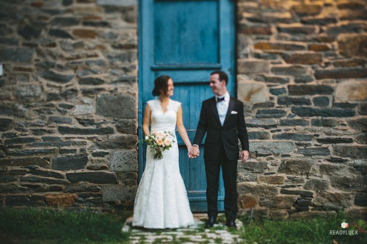 Photography: Readyluck - http://www.stylemepretty.com/portfolio/readyluck Wedding Dress: L'Fay Bridal - www.lfay.com/nj-chatham Groomsmen Attire: Men's Wearhouse - http://www.stylemepretty.com/portfolio/mens-wearhouse   Read More on SMP: http://www.stylemepretty.com/2015/11/24/romantic-evergreen-museum-and-library-wedding/