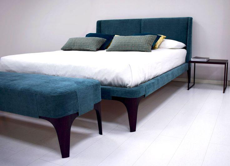 Ischia #bed #fabrics #fashion #style #madeinitaly #handmade #chaarme