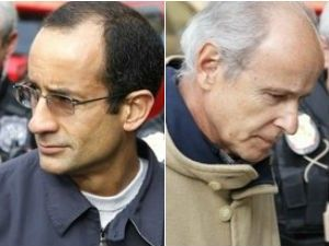 Entre os presos da 14ª fase estão Marcelo Odebrecht (à esquerda) e Otávio Azevedo (à direita)  (Foto: Cassiano Rosário/Futura Press/Estadão Conteúdo))