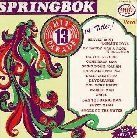 Springbok hits
