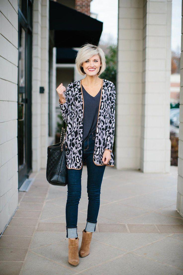 leopard cardigan – Loverly Grey www.loverlygrey.com #cardiganoutfitwinter