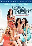 Item Condition - Like New - Former Rental: No Detailed item info In this follow-up to THE SISTERHOOD OF THE TRAVELING PANTS, the four heroines find themselves drifting apart the summer after their fir
