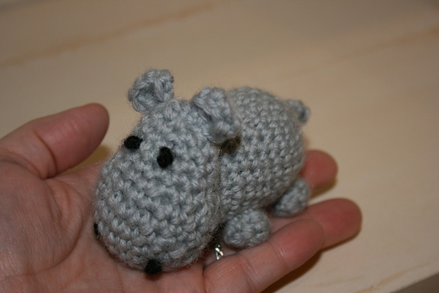 free - Ravelry: Happy Hippo pattern by KristieMN