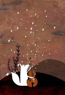 White Fox...Illustration / News