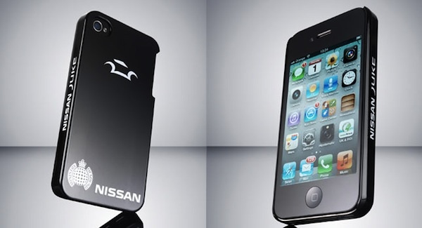 Nissan Develops Self Healing iPhone Case