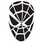 Spiderman Die Cut Vinyl Decal PV1168