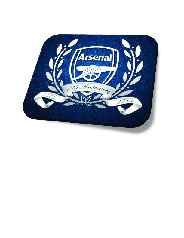 Arsenal Football Soccer Mouse Pad #2
