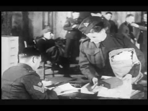 Histoire du Québec 23 - Seconde Guerre Mondiale